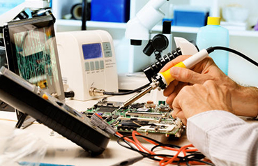 LCD TV Repair Shop
